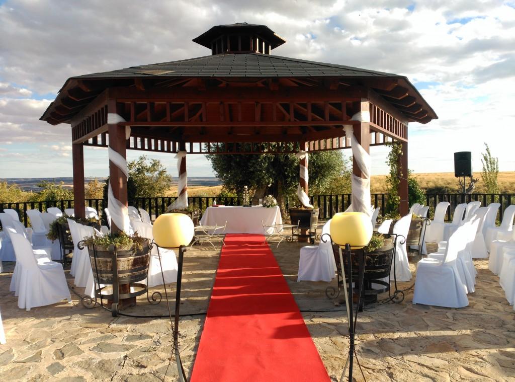 1. Lugar de ceremonia