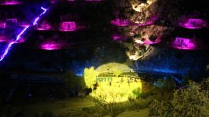 evento nocturno